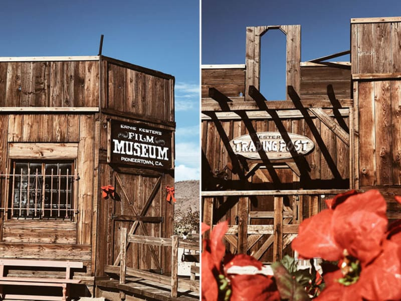 Pioneertown Museum andTradingPost