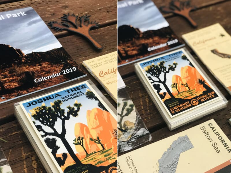 Win these amazing joshua tree gifts with La Mesa RV's giveaway