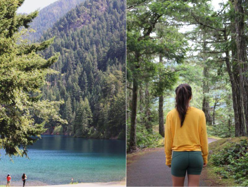 Lake Crescent, Pacific Northwest