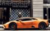 Thumbnail Image #2 of our  Lamborghini Huracan EVO Orange Coupe    In Miami Fort Lauderdale Palm Beach South Florida