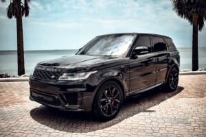 Featured Product: 2020 Land Rover Range Rover Sport HST   For Rent In Miami Fort Lauderdale Palm Beach South Florida