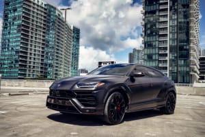 Featured Product: 2021 Lamborghini Urus    For Rent In Miami Fort Lauderdale Palm Beach South Florida