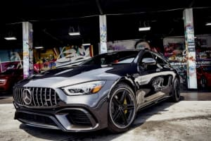 Featured Product: 2020 Mercedes Benz GT63S AMG Starlight   For Rent In Miami Fort Lauderdale Palm Beach South Florida