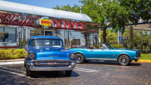 1957 Chevrolet Bel Air   For Rent In Miami Fort Lauderdale Palm Beach South Florida