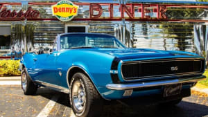 1967 Chevrolet Camaro   For Rent In Miami Fort Lauderdale Palm Beach South Florida