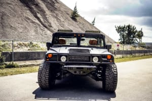 2000 Hummer H1 Alpha   For Rent In Miami Fort Lauderdale Palm Beach South Florida