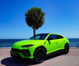 2018 Lamborghini Urus   For Rent In Miami Fort Lauderdale Palm Beach South Florida