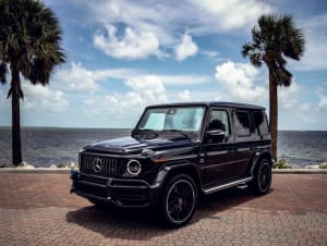 2018 Mercedes Benz G-Class   For Rent In Miami Fort Lauderdale Palm Beach South Florida
