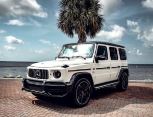 2018 Mercedes Benz G63   For Rent In Miami Fort Lauderdale Palm Beach South Florida