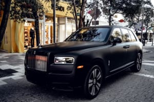 2018 Rolls Royce Cullinan   For Rent In Miami Fort Lauderdale Palm Beach South Florida