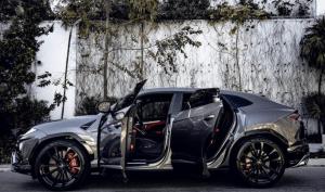 2021 Lamborghini Urus - Silver    For Rent In Miami Fort Lauderdale Palm Beach South Florida