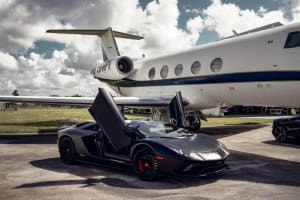 Lamborghini Aventador LP 740 4 S Roadster    For Rent In Miami Fort Lauderdale Palm Beach South Florida