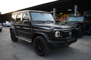 Mercedes Benz G-class    For Rent In Miami Fort Lauderdale Palm Beach South Florida