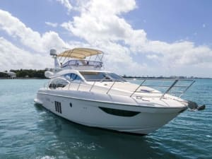 55′ AZIMUT    For Rent In Miami Fort Lauderdale Palm Beach South Florida
