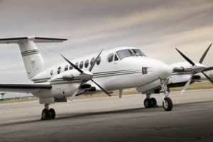Beech King Air 350    For Rent In Miami Fort Lauderdale Palm Beach South Florida