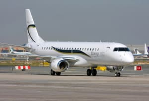 Embraer Lineage 1000    For Rent In Miami Fort Lauderdale Palm Beach South Florida