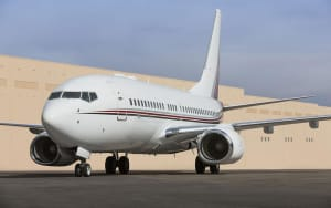 Boeing Business Jet    For Rent In Miami Fort Lauderdale Palm Beach South Florida