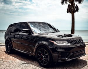 Range Rover Sport    For Rent In Miami Fort Lauderdale Palm Beach South Florida