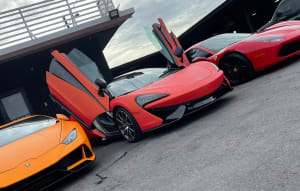 McLaren 570s Spider    For Rent In Miami Fort Lauderdale Palm Beach South Florida