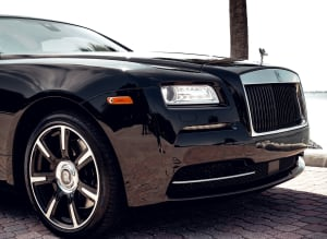 Rolls Royce Wraith    For Rent In Miami Fort Lauderdale Palm Beach South Florida