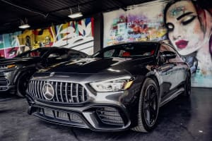Mercedes GT63S AMG    For Rent In Miami Fort Lauderdale Palm Beach South Florida