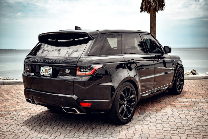 Image #2 of our 2020 Land Rover Range Rover Sport HST (Black) In Miami Fort Lauderdale Palm Beach South Florida