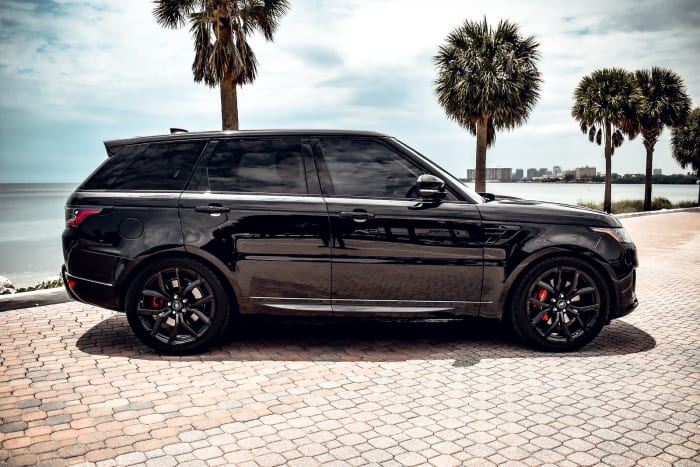 Image #4 of our 2020 Land Rover Range Rover Sport HST (Black) In Miami Fort Lauderdale Palm Beach South Florida