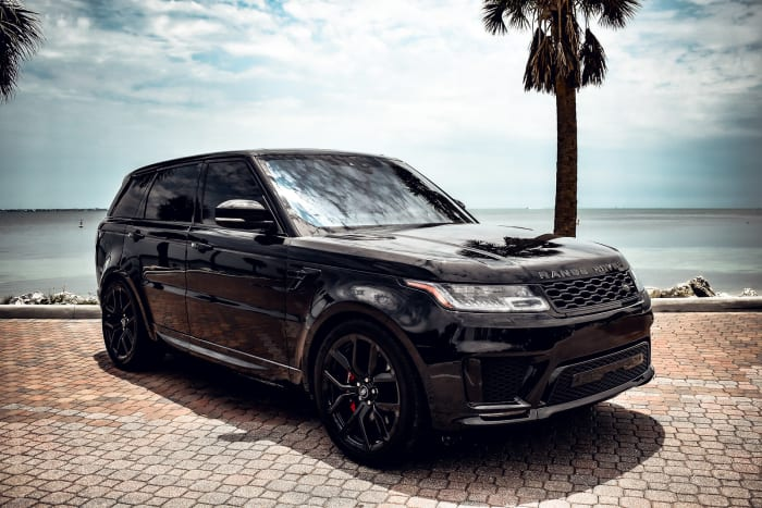 Image #1 of our 2020 Land Rover Range Rover Sport HST (Black) In Miami Fort Lauderdale Palm Beach South Florida