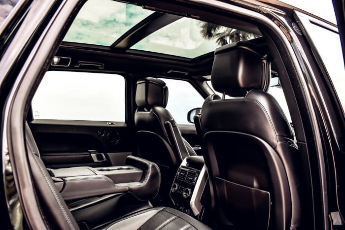 Image #7 of our 2020 Land Rover Range Rover Sport HST (Black) In Miami Fort Lauderdale Palm Beach South Florida