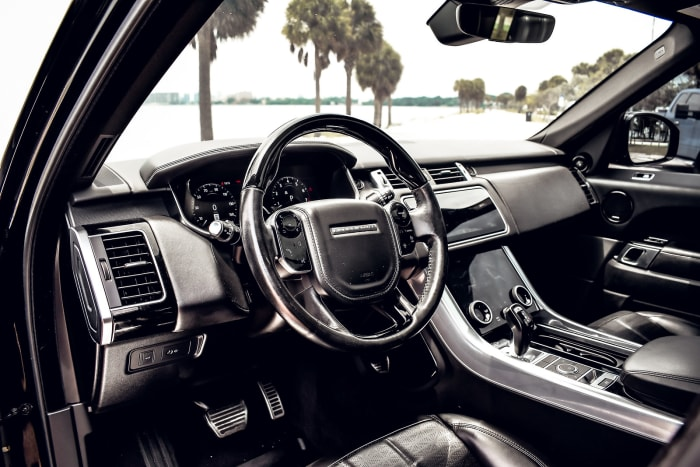 Image #5 of our 2020 Land Rover Range Rover Sport HST (Black) In Miami Fort Lauderdale Palm Beach South Florida