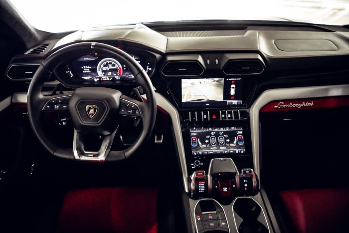 Image #3 of our 2021 Lamborghini Urus  (Matte Black) In Miami Fort Lauderdale Palm Beach South Florida
