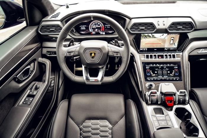 Image #4 of our 2021 Lamborghini Urus  (Purple) In Miami Fort Lauderdale Palm Beach South Florida