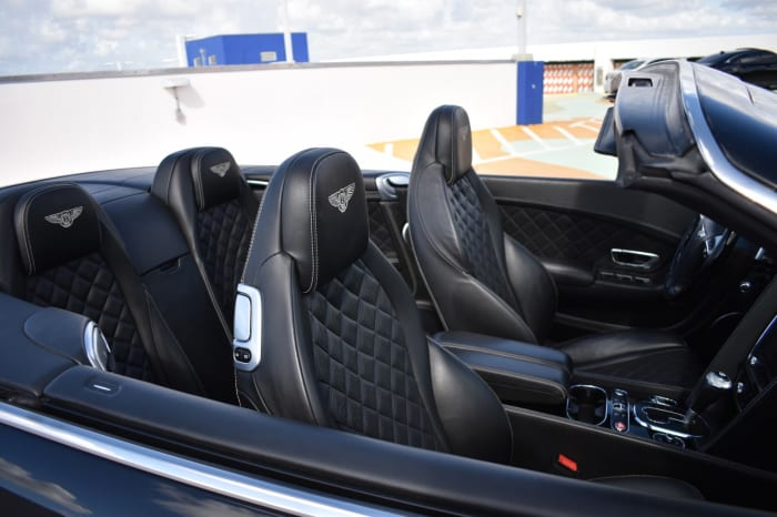 Image #3 of our 2018 Bentley Continental GTC (Converitble) (Black) In Miami Fort Lauderdale Palm Beach South Florida