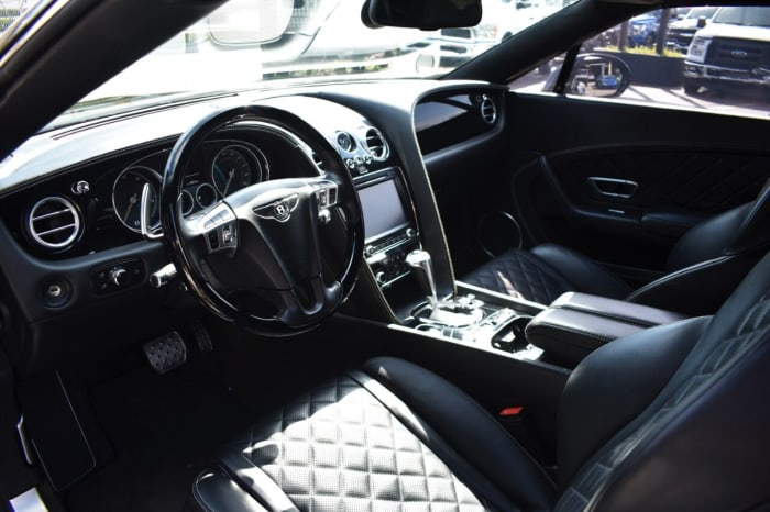 Image #4 of our 2018 Bentley Continental GTC (Converitble) (Black) In Miami Fort Lauderdale Palm Beach South Florida