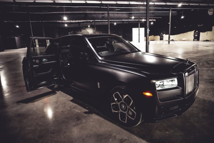 Image #2 of our 2021 Rolls Royce Cullinan  (Matte Black) In Miami Fort Lauderdale Palm Beach South Florida