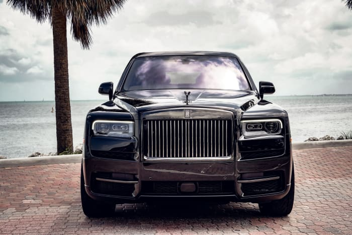 Image #2 of our 2021 Rolls Royce Cullinan Black Badge (Black) In Miami Fort Lauderdale Palm Beach South Florida