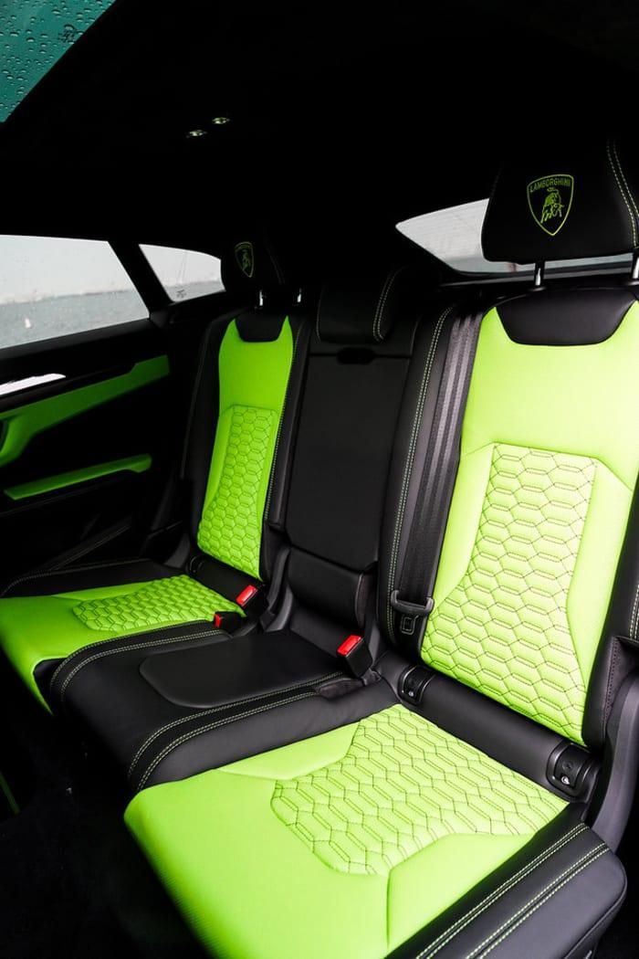 Image #6 of our 2021 Lamborghini Urus  (Green) In Miami Fort Lauderdale Palm Beach South Florida