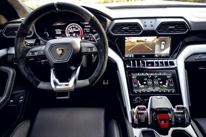 Image #4 of our 2018 Lamborghini Urus  (Blue) In Miami Fort Lauderdale Palm Beach South Florida
