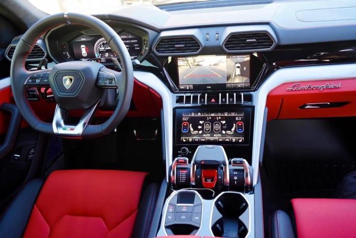 Image #4 of our 2021 Lamborghini Urus Starlight (Gray) In Miami Fort Lauderdale Palm Beach South Florida