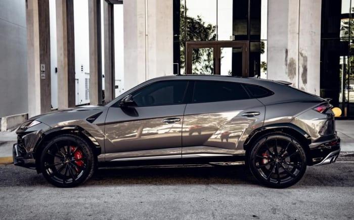 Image #3 of our 2021 Lamborghini Urus Starlight (Gray) In Miami Fort Lauderdale Palm Beach South Florida