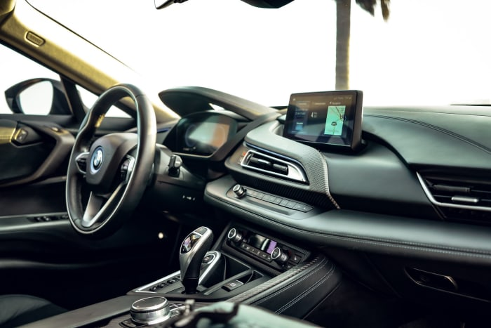 Image #7 of our 2018 BMW I8  (Army Green) In Miami Fort Lauderdale Palm Beach South Florida
