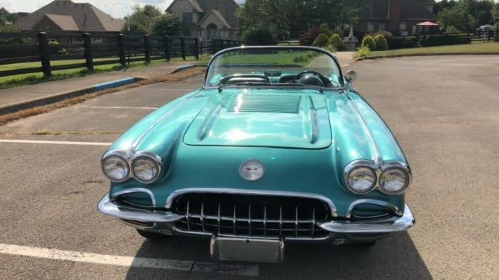 Image #3 of our 1958 Chevrolet Corvette  () In Miami Fort Lauderdale Palm Beach South Florida
