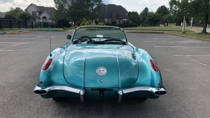 Image #1 of our 1958 Chevrolet Corvette  () In Miami Fort Lauderdale Palm Beach South Florida