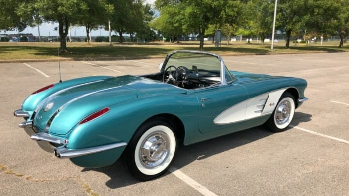 Image #2 of our 1958 Chevrolet Corvette  () In Miami Fort Lauderdale Palm Beach South Florida