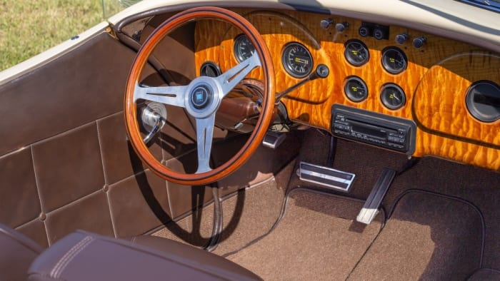 Image #4 of our 1936 Auburn Boattail Speedster () In Miami Fort Lauderdale Palm Beach South Florida