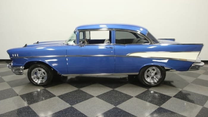 Image #3 of our 1957 Chevrolet Bel Air  () In Miami Fort Lauderdale Palm Beach South Florida