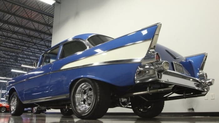 Image #4 of our 1957 Chevrolet Bel Air  () In Miami Fort Lauderdale Palm Beach South Florida
