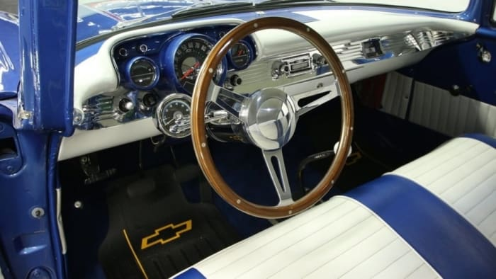 Image #2 of our 1957 Chevrolet Bel Air  () In Miami Fort Lauderdale Palm Beach South Florida