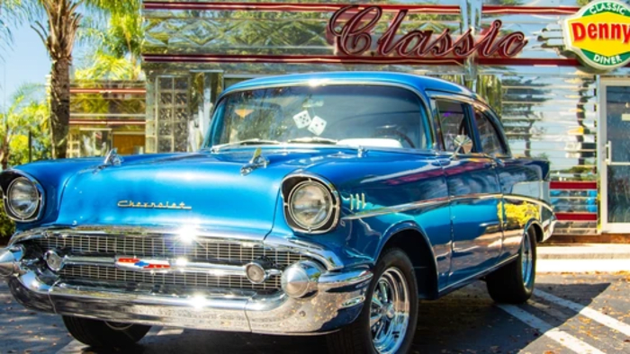 Image #1 of our 1957 Chevrolet Bel Air  () In Miami Fort Lauderdale Palm Beach South Florida