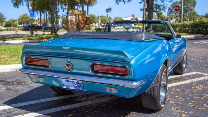 Image #4 of our 1967 Chevrolet Camaro  () In Miami Fort Lauderdale Palm Beach South Florida